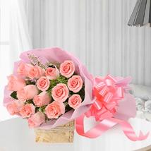 Blush: Valentine Roses Bengaluru