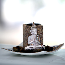 Buddha Candle Holder: Buddha Collection