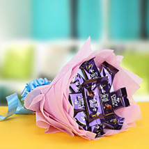 Cadbury Dairy Milk Chocolates Bouquet: Chocolates