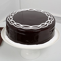 Chocolate Cake: Send Valentines Day Gifts to Rajkot