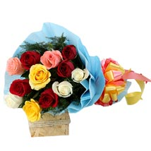 Colorful Wishes: Mothers Day Flowers Patna