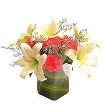 Contemporary Elegance: Send Lilies for Her