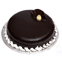 Dark Chocolate Cake Five Star Bakery: Five Star Cakes to Ludhiana