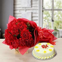 Delectable Taste: Send Valentine Flowers to Udupi