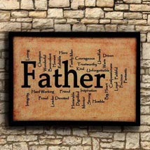 Father Frame For Dad: Send Gifts to Narsapur