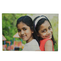 Framed Personalized Canvas: Personalised Photo Frames - Love