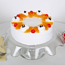 Fruit Cake: Send Womens Day Gifts to Gurgaon