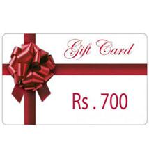 Gift Card 700: Send Wedding Gifts to Tirupur