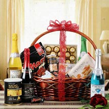 Glee of Exotic Gourmet: Send Doctors Day Gift Baskets