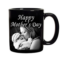 Happy Mothers Day Personalized Mug: Send Personalised Mugs to Delhi