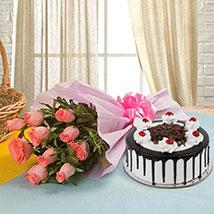 Heartwarming Treat: Cakes to Tirupur
