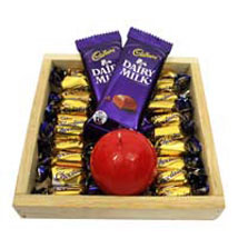 It could be Chocolate Love: Send Diwali Gifts to Bareilly