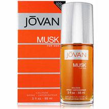 JOVAN MUSK Cologne Spray 3 OZA:  Perfumes for Anniversary