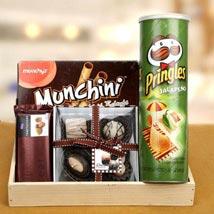 Keep Munching: Send Chocolates to Bengaluru