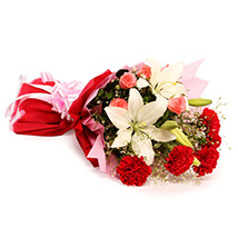 Lovely Blooming Bunch: Send Flower Bouquets