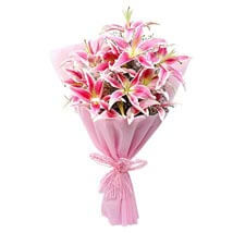 Luxurious Lillies: Send Mothers Day Flowers to Patna