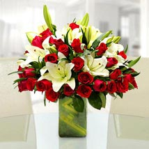 Majestic and Classic: Valentines Day Special Lilies
