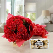 Making Your Day: Flowers & Chocolates for Karwa Chauth