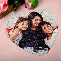 Mom and I Jigsaw Puzzle: Personalised gifts for Mother's Day
