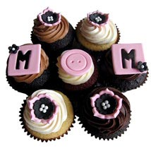 MOM Cupcakes: Mothers Day Cakes