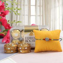 Moment Of Celebration: Rakhi Gifts