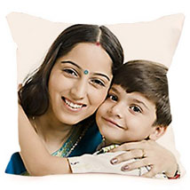 Mothers Day Personalized Cushion: Send Personalised Gifts to Alwar