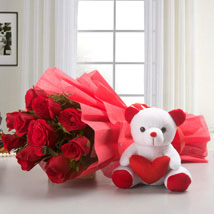 My Beary Love: Send Flowers & Teddy Bears to Bengaluru