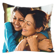 My Mother is My Best Friend Cushion: Send Personalised Gifts to Palwal