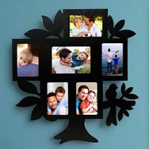 Pampering Love Personalized Frame: Send Personalised Gifts to Haldwani