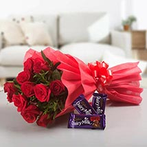 Passionated For Love: Send Flowers & Chocolates - New Year