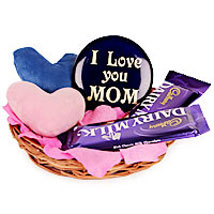 Pebble That Says Mom: Send Mothers Day Gift Baskets