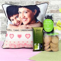 Personalized All Mum Wished For: Chocolates for Mother's Day