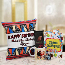 Personalized Birthday Delights: Send Personalised Mugs for Wife