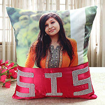 Personalized Comfy Cushion: Gifts for Sister