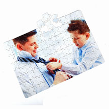 Personalized Dad Puzzle: Send Fathers Day Personalised Gifts