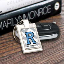 Personalized Letter Key Chain: Send Personalised Key Chains