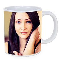 Personalized Mug For Her: Send Personalised Mugs for Rakhi