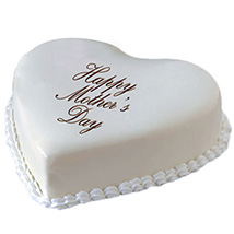 Pure Love Mom Cake: Mothers Day Cakes