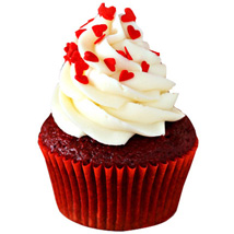 Red Velvet Cupcakes: Send Red Velvet Cakes to Bangalore