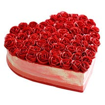 Rose Cake: Designer Cakes Hyderabad