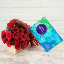 Roses and Celebration: Send Flowers to Tirupur