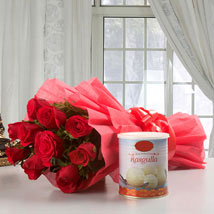 Roses Glory: Flowers & Sweets - Christmas