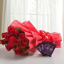 Rosy N Sweet: Send Flowers to Bhavnagar