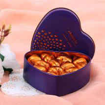 Smiley Marshmallows: Send Chocolates