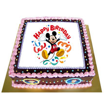 Special Photo Cake: Photo Cakes to Kolkata