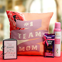 Team Mom Hamper: Send Perfumes to Kolkata