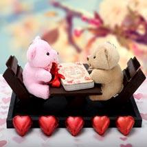 Teddy Love Date