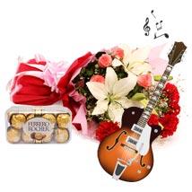 The Music of Romance: Flowers & Chocolates - New Year