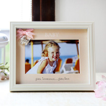 The Personalized Pink Joys: Send Personalised Photo Frames for Her