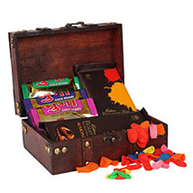 Treasured Celebration: Send Holi Chocolates